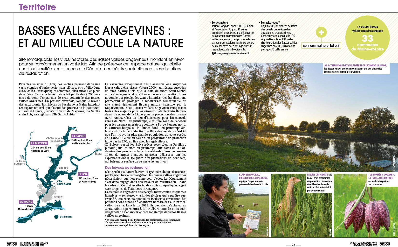 Nov-Déc 2017-Maine et Loire Magazine N°46 p22et23-1